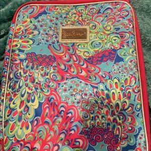 "Lilly Pulitzer ""Lilly's Lagoon"" tech case"